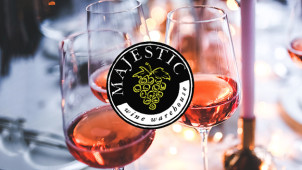 10% Off Orders of 6 or More Bottles at Majestic Wine