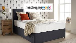 Pocket Sprung Mattresses from £105 at MattressesWorld