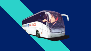 25% Student Discount at National Express
