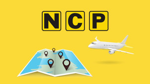 £10 Gift Card with Bookings at NCP
