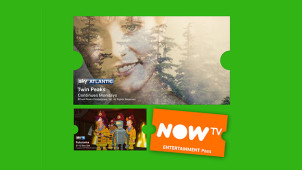 14 Day Free Trial of Entertainment Pass Plus a £5 Retail Voucher When You Renew at NOW TV