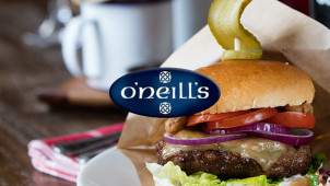 Buy One Get One Free On All Mains at O'Neill's Pub & Grill