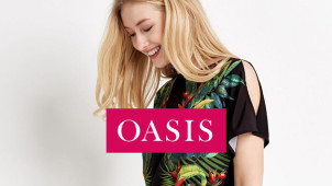 20% Off Selected Spring & Summer Lines at Oasis