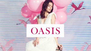Find 50% Off in the Summer Sale at Oasis