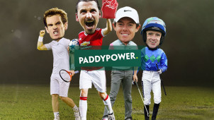 Bet £10 Get £30 in Free Bets at Paddy Power Sportsbook