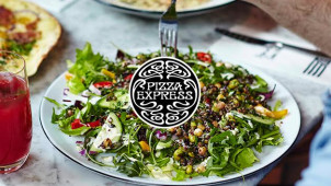 Up to 30% off Food at selected restaurants at PizzaExpress.com