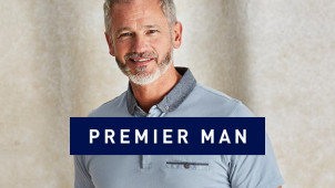 Find 50% Off End of Season Sale at Premier Man