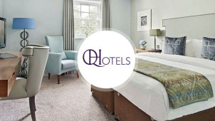 Up to 40% off Online Bookings at QHotels