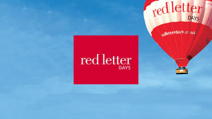 18% off Experiences at Red Letter Days