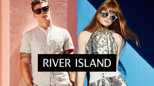 Find 50% Off in the Sale at River Island