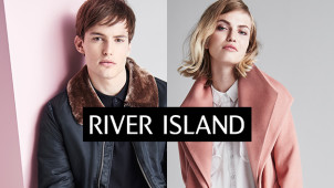 Up to 50% Off in the Sale at River Island