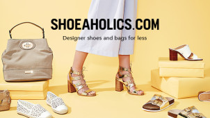 15% Off First Orders with Newsletter Sign Up at Shoeaholics