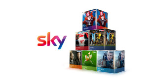 Join Sky and Choose from a Range of TV Bundles with Sky Q, Plus a £100 Reward