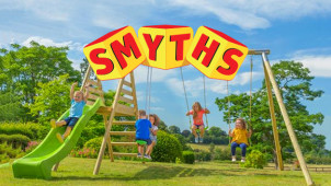Enjoy £30 Off Outdoor Play Sets in the Sale at Smyths