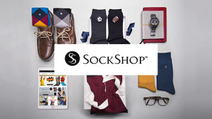 Get £3 Off When You Spend £30 at Sock Shop