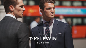 Up to 60% off in the Clearance at TM Lewin