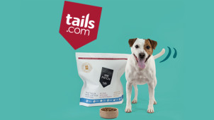 2 Free Weeks with £1 Delivery from Tails