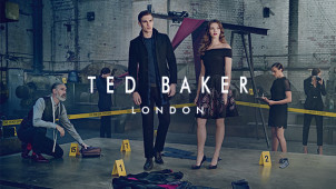 30% Off Selected Lines with Love Ted at Ted Baker