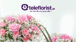 12% Off Orders at teleflorist.ie