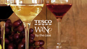 Up to 40% Off Selected Wines Plus Free Delivery at Tesco Wine by the Case