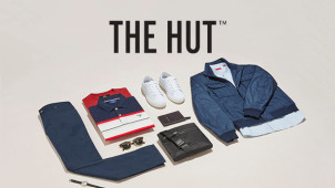 20% Off Clothing at The Hut