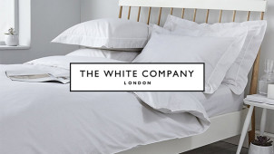 15% off Orders Plus Free Delivery at The White Company