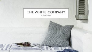 20% Off in the Home Event at The White Company - Limited Time!