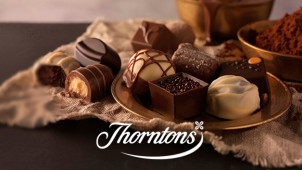 20% off Orders Over £20 at Thorntons