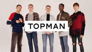 £10 Off Second Pair of Jeans When You Buy 2 at TOPMAN