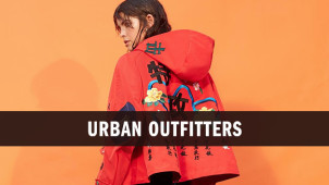 Festival Florals at Urban Outfitters