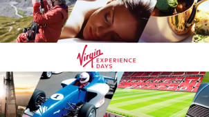 15% off Experiences at Virgin Experience Days