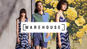 Up to 50% Off in the Sale at Warehouse