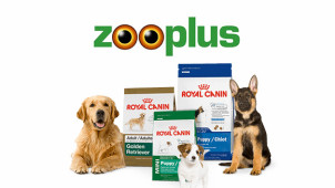 €5 off 12kg Wolf of Wilderness Dry Dog Food at Zooplus Pet Shop Ireland
