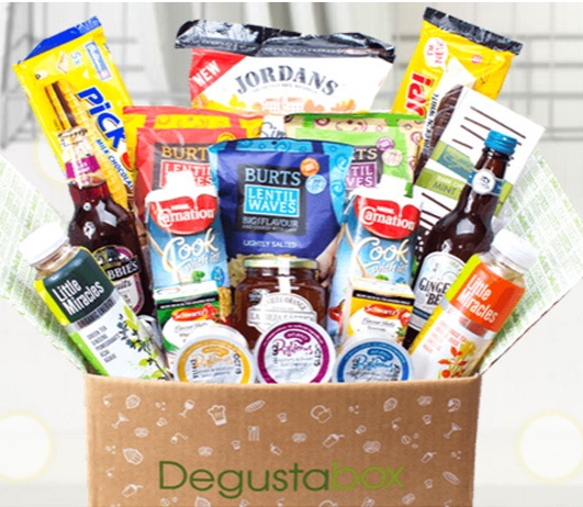 Degustabox Review – Fresh Food Deliveries with a Difference