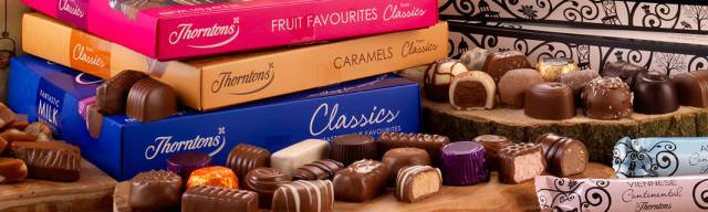 Choose from 7 verified Thorntons promo codes and offers to get a discount on your online order. Revel in your toffee dreams and indulge in your chocolate fantasies by using the Thorntons discount codes from this page. These offers have expired, but they might still work! 10%. OFF. Nab 10% off any order using this Thorntons discount code.