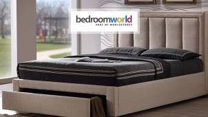 Up to 30% off in the Sale at BedroomWorld