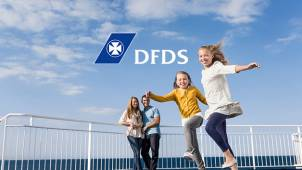 15% off Dover Routes - from £34 Each Way at DFDS Seaways