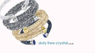 5% off Orders at Duty Free Crystal