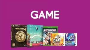 10% off Selected Titles at GAME