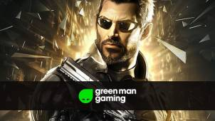 25% off Deus Ex Mankind Divided when you sign in at Green Man Gaming