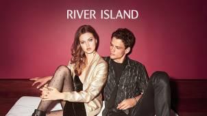 25% off Womenswear and Menswear at River Island