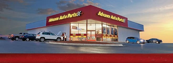 Advance Auto Parts locations