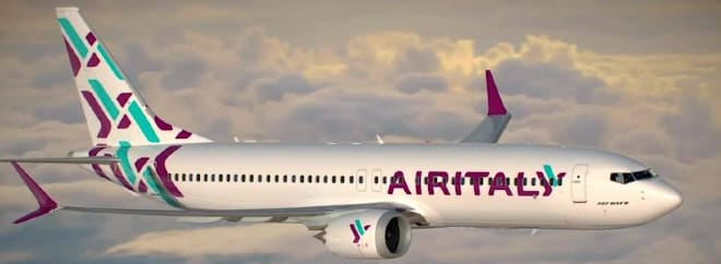 Air Italy IT banner