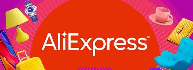 AliExpress banner