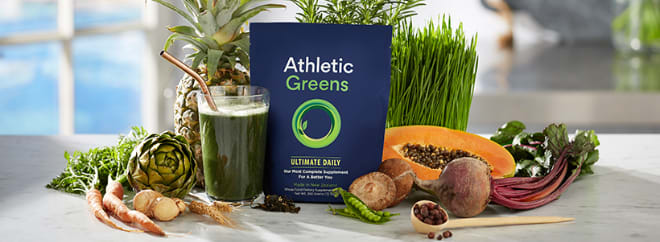 Athletic greens groupon us