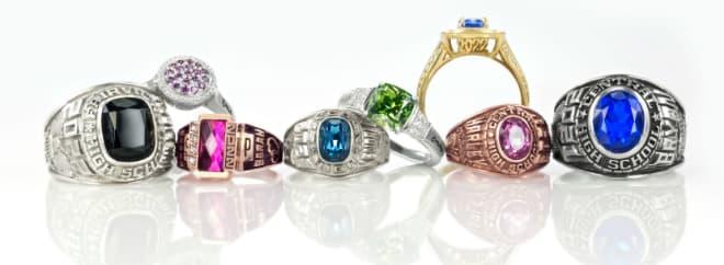 Balfour rings