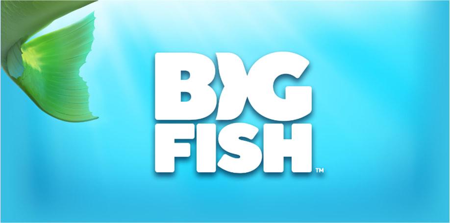 Big Fish games banner