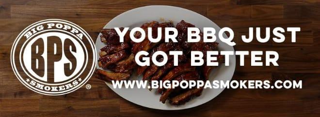 Big Poppa Smokers Grill