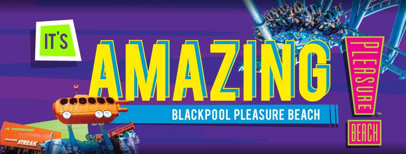Blackpool Pleasure Beach theme park