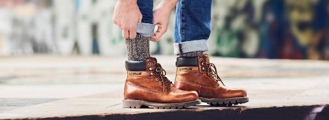 CAT Footwear Groupon GB